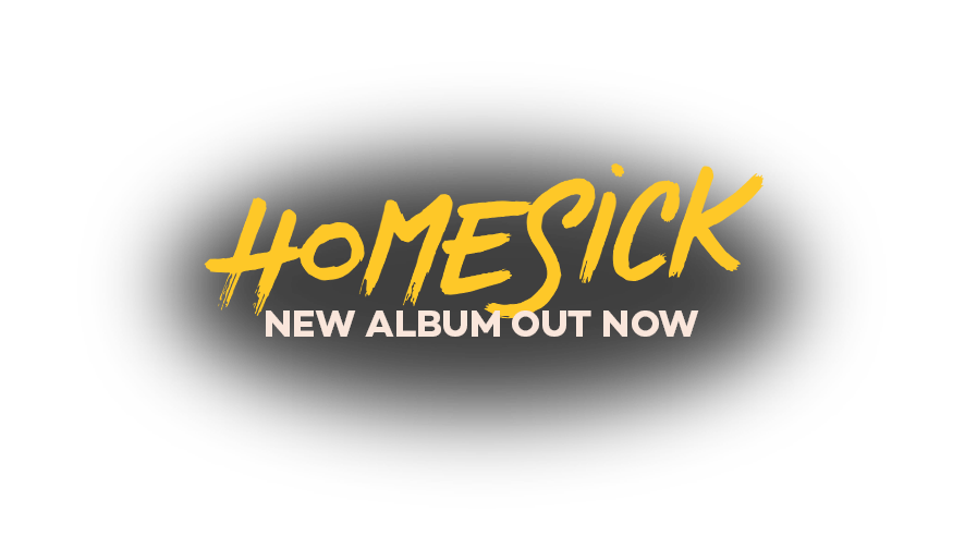 Shake Shake Go - Homesick album out now